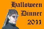 Dinnershow zu Halloween in Wien